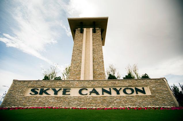 Skye Canyon community image